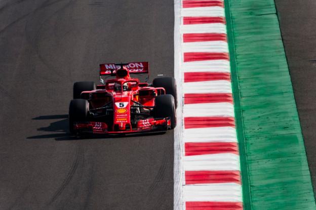 Bron van Strategy Group: 'Het lijkt op een grote verandering bij Ferrari'