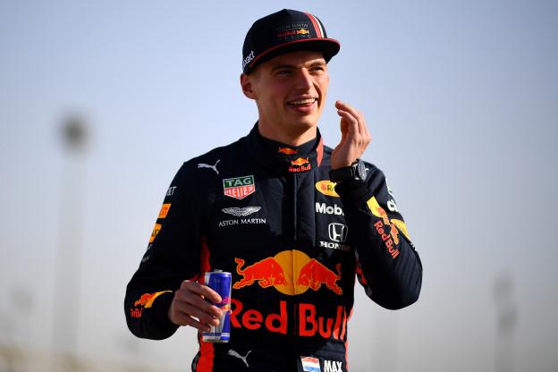 Verstappen dik tevreden na drie Grands Prix: 'Beste seizoensstart tot nu toe'