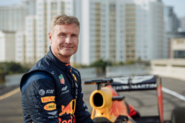 Coulthard: 'Verstappen is niet de enige met talent in de Formule 1'