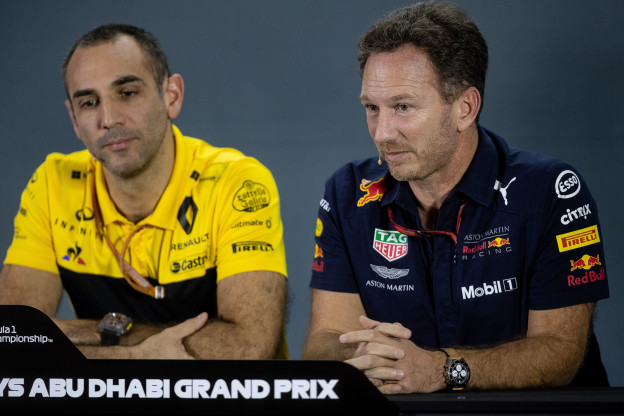 Renault verontwaardigd om beslissing Red Bull: 'Ze zijn gewoon bang voor ons'