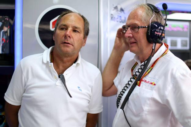 Berger licht toe: 'Ik zie daar een voordeel voor Mercedes en Red Bull'