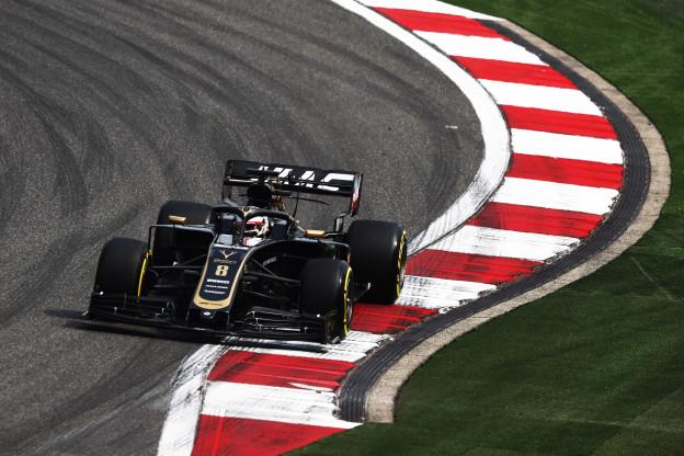 Grosjean twijfelt of Haas beter wordt dan concurrentie: 'Heb geen verwachtingen'