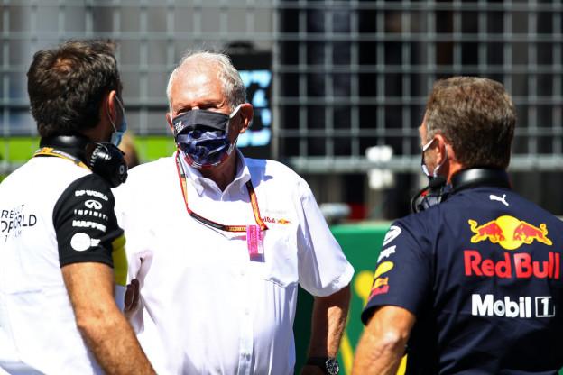 'Red Bull stelt ultimatum vanwege motordilemma en dreigt met F1-exit'