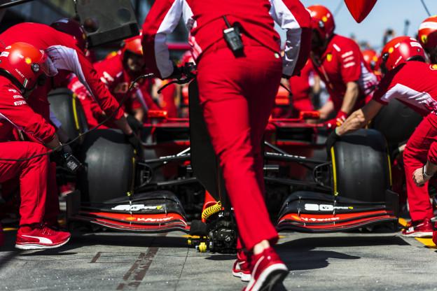 Ferrari zet inhaalrace op Mercedes in: 'Ingrijpende updates op komst'