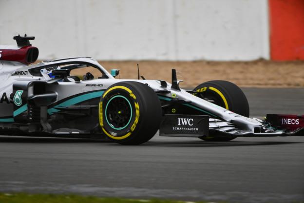 'Mercedes leent technische details van Red Bull in W11-ontwerp'