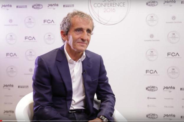 Prost looft circuit van Zandvoort: 'Zeker in die tijd was het ongelooflijk goed'