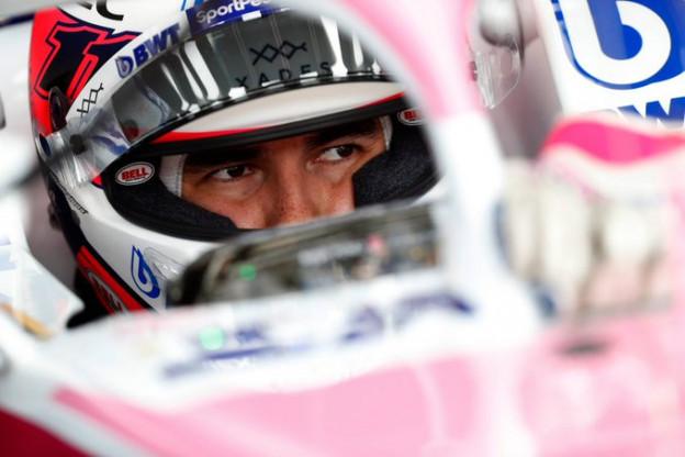 Nieuwe oude motor levert Perez gridstraf en startplek 19 op: 'Starten wel voor Verstappen'