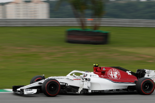 Giovinazzi kampt met prestatiedruk: 'Fans willen nieuwe Leclerc zien'