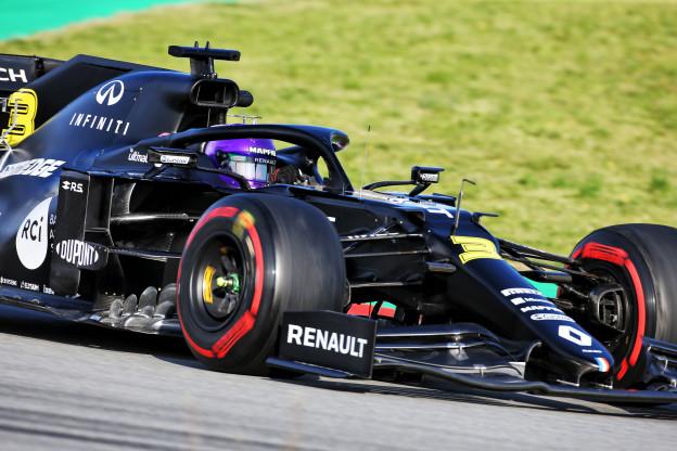 Renault boekt grootste vooruitgang van alle teams