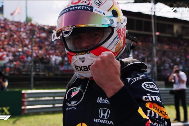 Ricciardo 'nog steeds trots dat hij dat record heeft ontnomen van Verstappen'