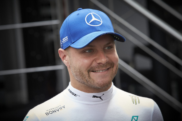 Finse media: 'Bottas verlengt contract bij Mercedes, bekendmaking komende week'