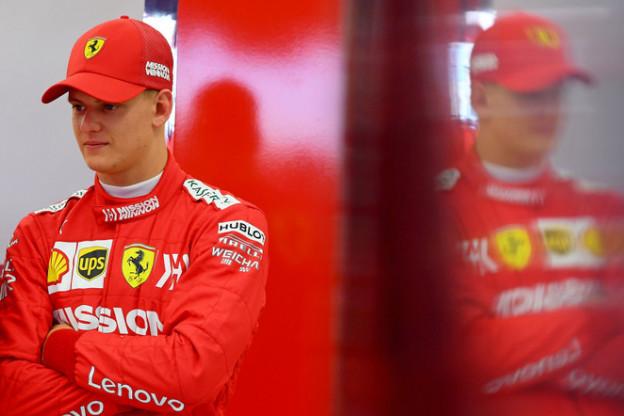 Mick Schumacher: 'Als ik de stap maak naar de F1, dan heb ik een voorsprong'