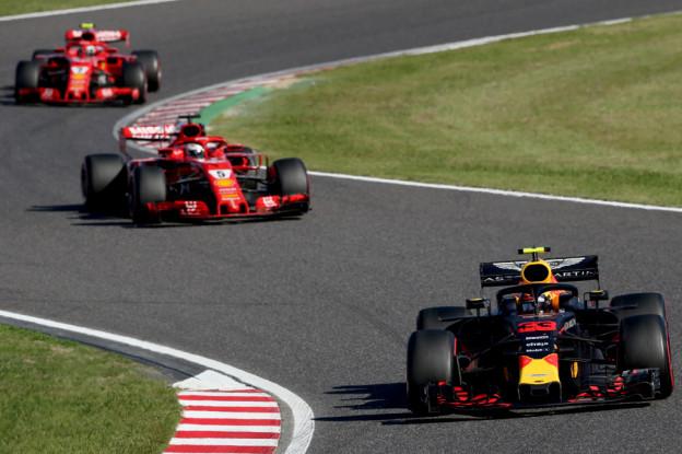 'Formule 1-auto vanaf 2021 liefst zes seconden langzamer door verlies downforce'