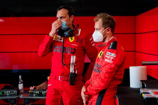 Marko over gebroken vertrouwen van Vettel: 'Werd op politiek niveau veel gedaan'