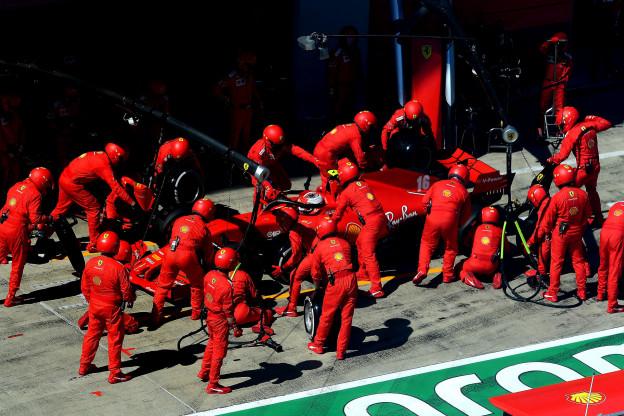 'Ferrari op zoek naar manier om 2021-restricties van de FIA te omzeilen'