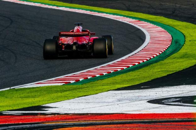 Ferrrari volgt Mercedes en gebruikt nieuwe metalen in 2019-motor