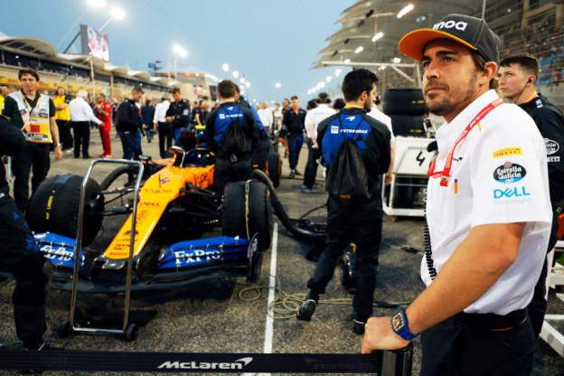 Alonso reageert: 'Reputatie en feiten zijn twee verschillende dingen'