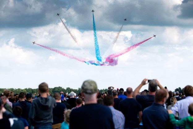 Datum Luchtmachtdagen 2019 op Vliegbasis Volkel bekend