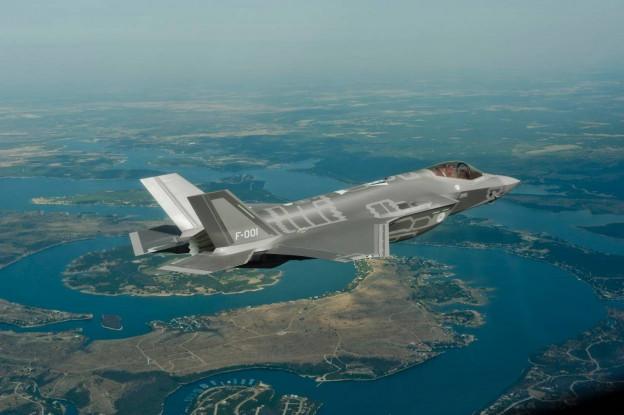Amerikaanse F-35 deal maakt straaljager mogelijk goedkoper