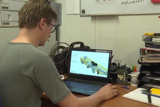 Uniek project: 3D-printen in missiegebied Mali